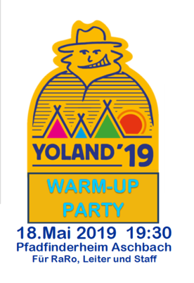 WarmUp PARTY Yoland 19